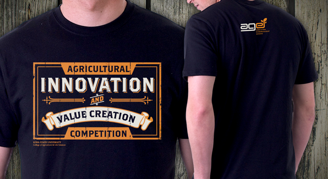 ISU College of Ag Shirts