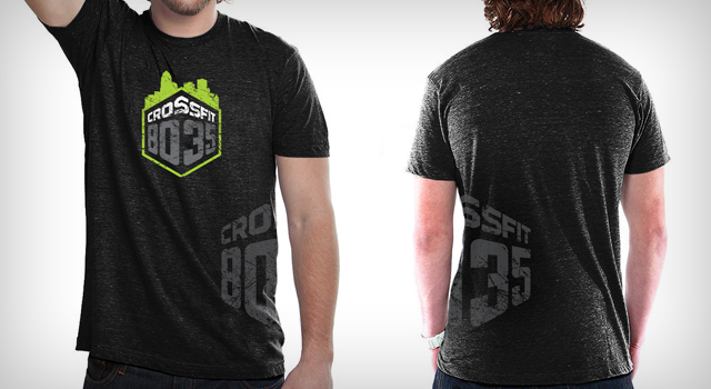 Crossfit 80•35 Apparel