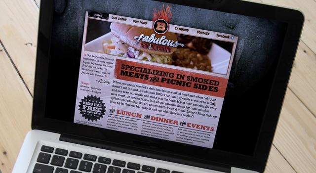 B-Fabulous Website
