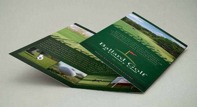 Ballard Golf & Country Club Brochure