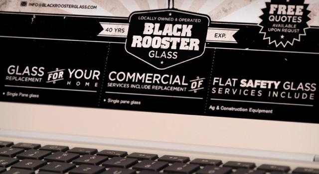 Black Rooster Website