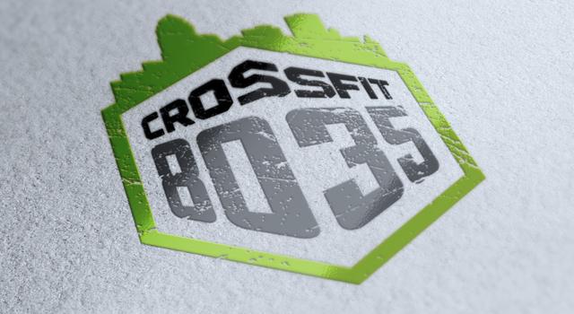 Crossfit 80•35 Branding