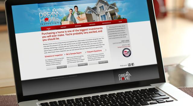 Dream home inspection noe design for Dream home website
