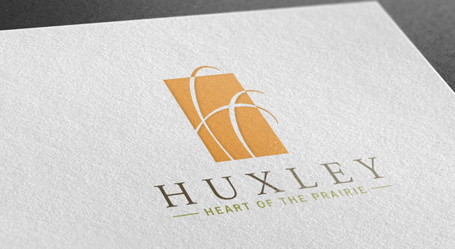 City of Huxley Logo