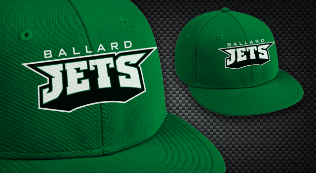 Ballard Jets Apparel