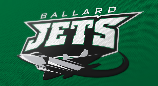 Ballard Jets Youth Football Identity