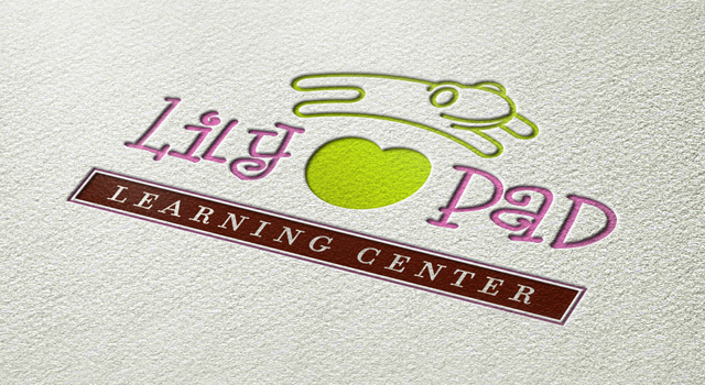 LilyPad Learning Center Branding