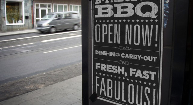 B-Fabulous BBQ Branding