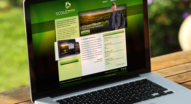 ScoutPro Website
